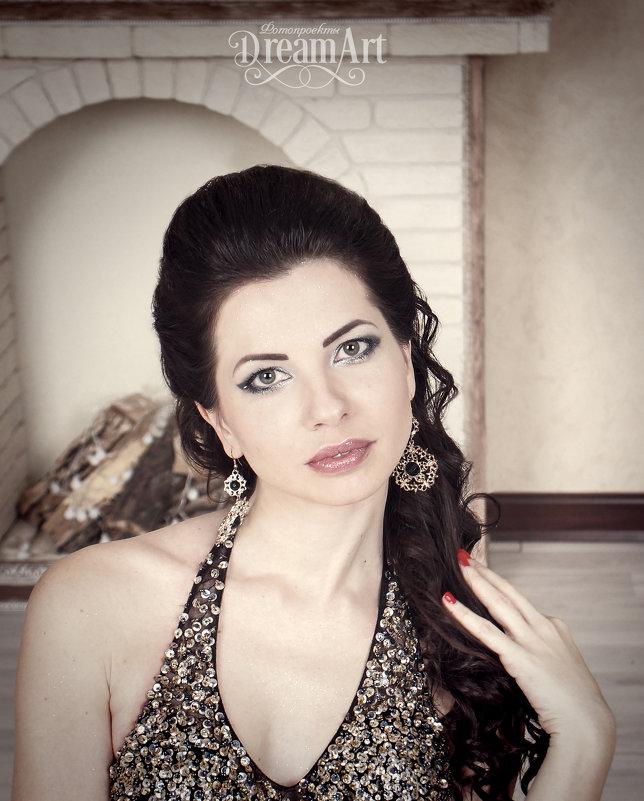 Красивый портрет - Татьяна Гордеева