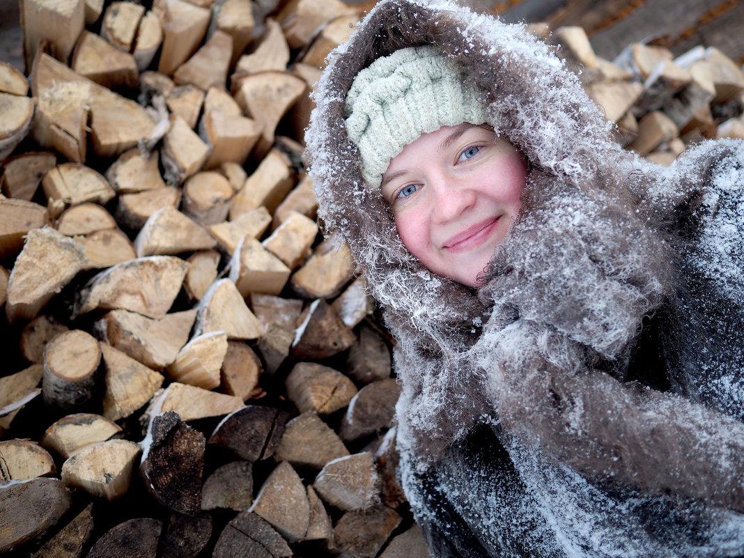 Деревенская красавица - Валерий Гришин