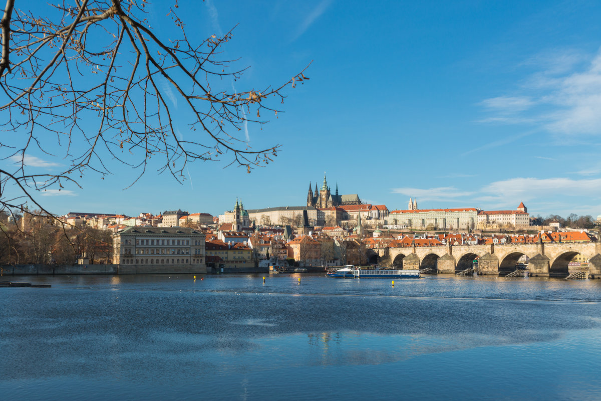 Рождество в Праге - Вадим Лячиков