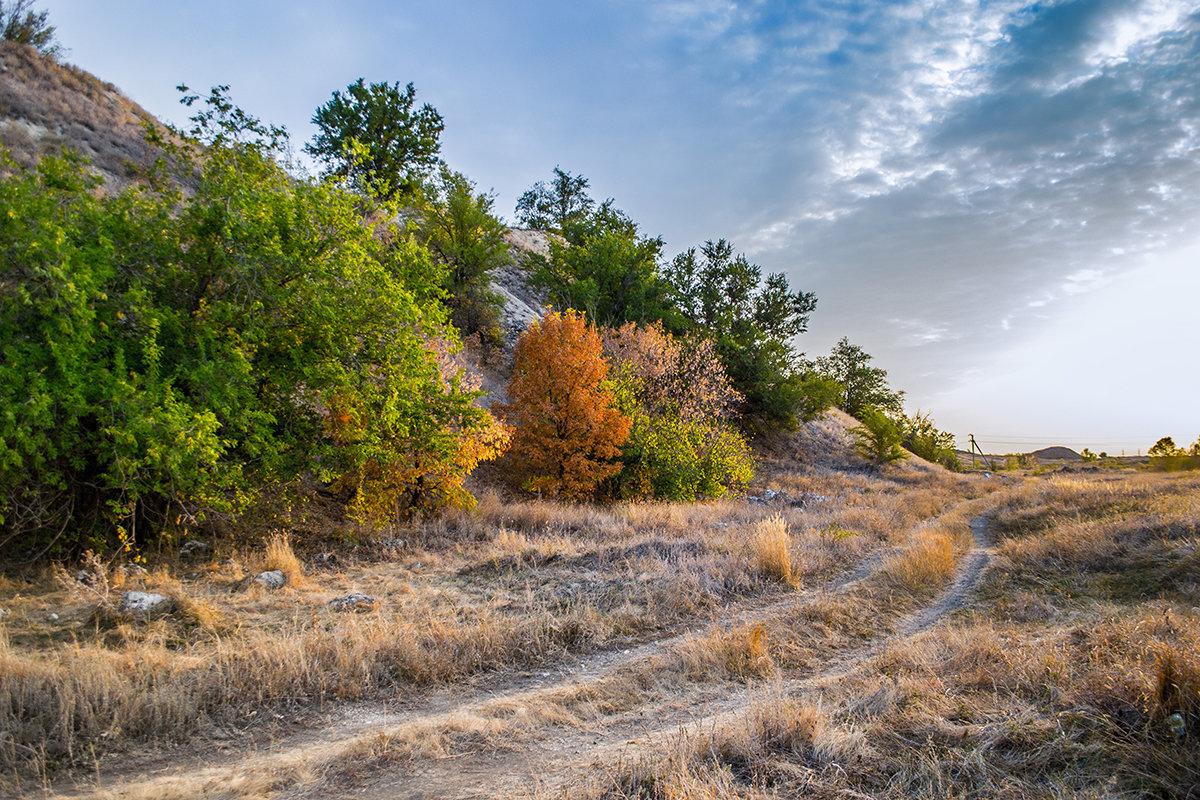 Осень - ты прекрасна - Андрей Хасаншин