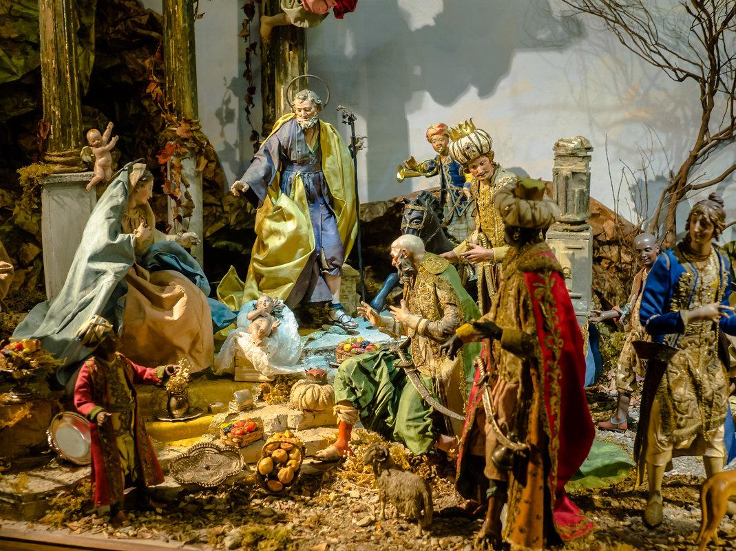 Рождественские мотивы - Witalij Loewin