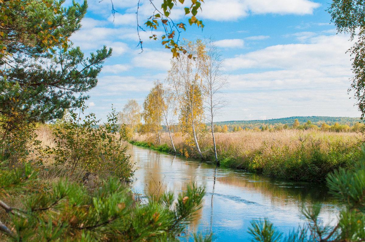 Ранняя осень - Дмитрий