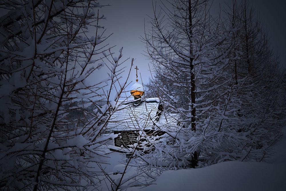Ночь перед Рождеством - Борис Гуревич
