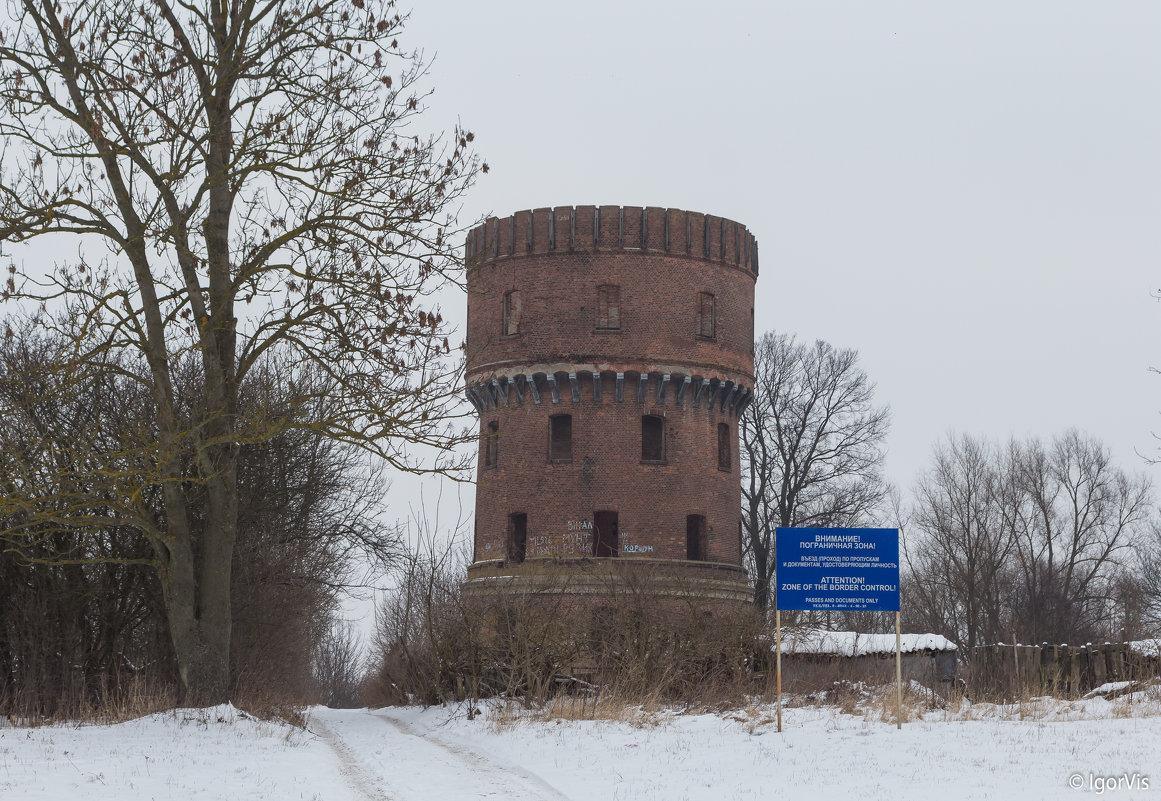 Старая башня - Игорь Вишняков