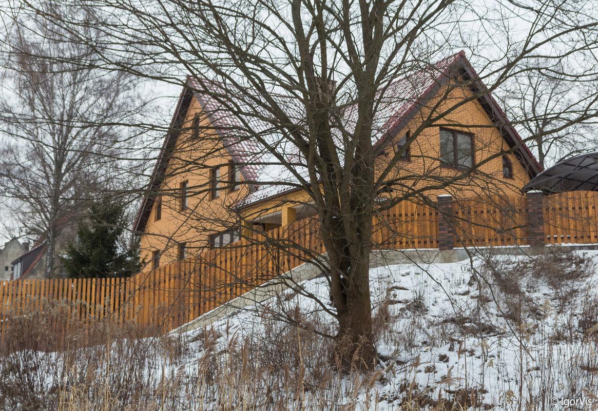 Дом на холме - Игорь Вишняков