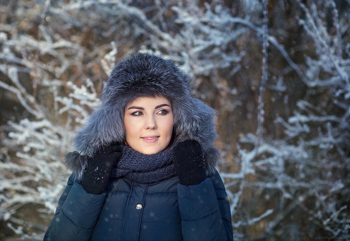 Зимний портрет - Alex Lipchansky