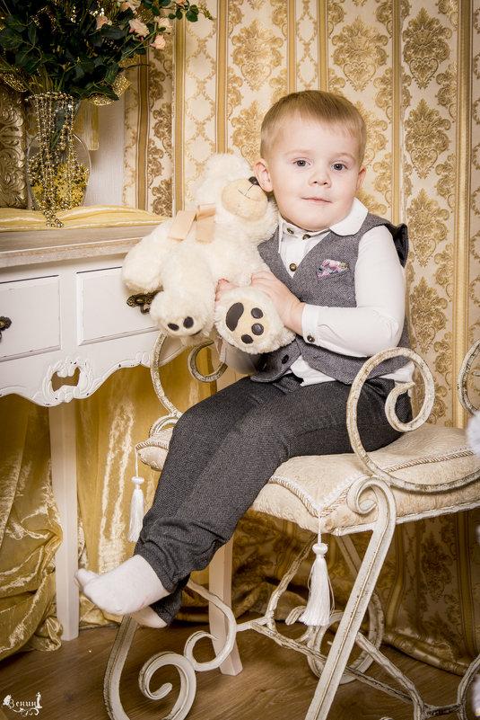 Милый малыш - Виктор Зенин