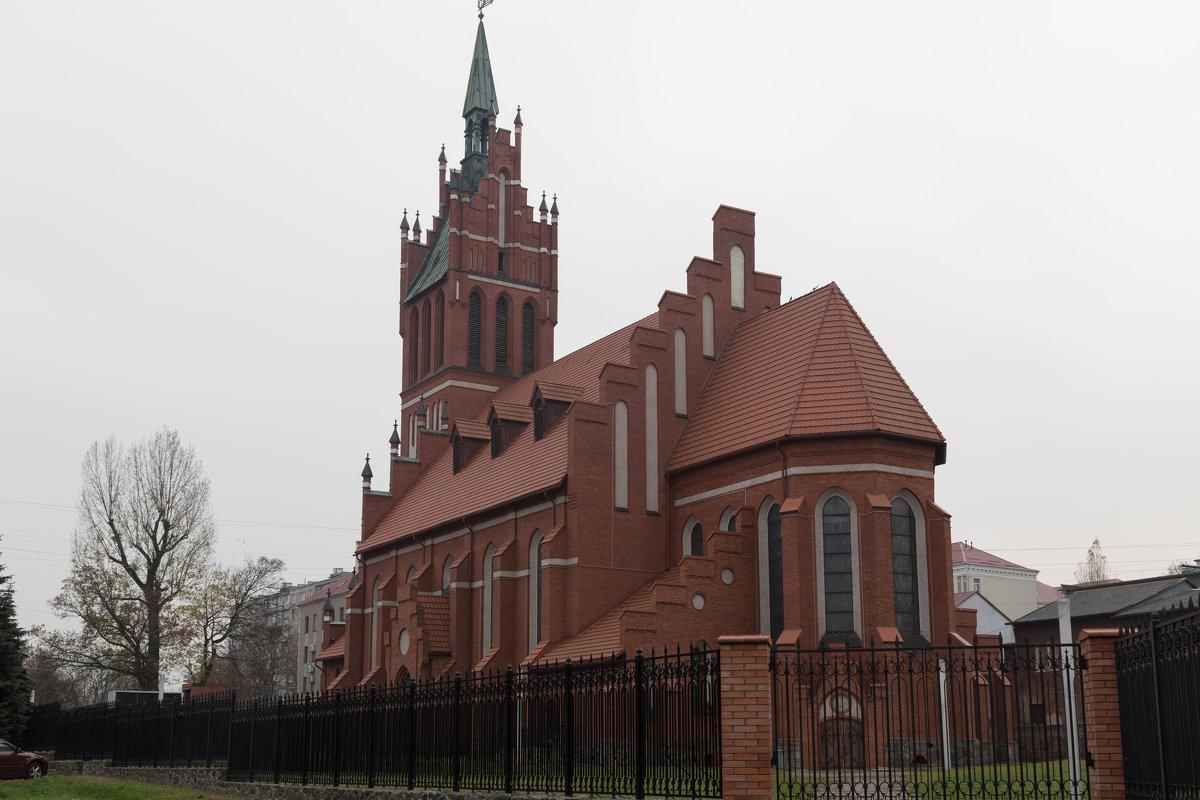 Кирха Святого семейства - Светлана