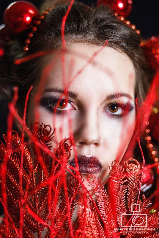 портрет в стиле фэнтези - Екатерина Бражнова