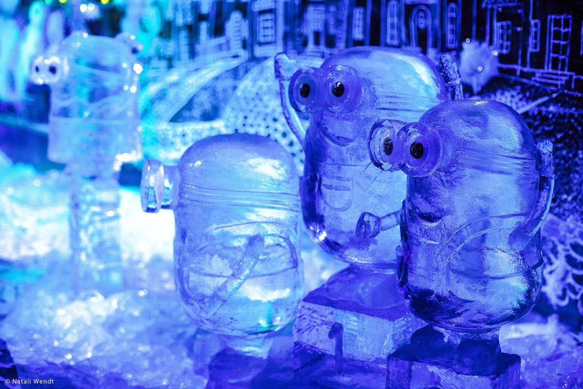 Ледяные миньоны - Наталья Вендт Фотограф&Дизайнер