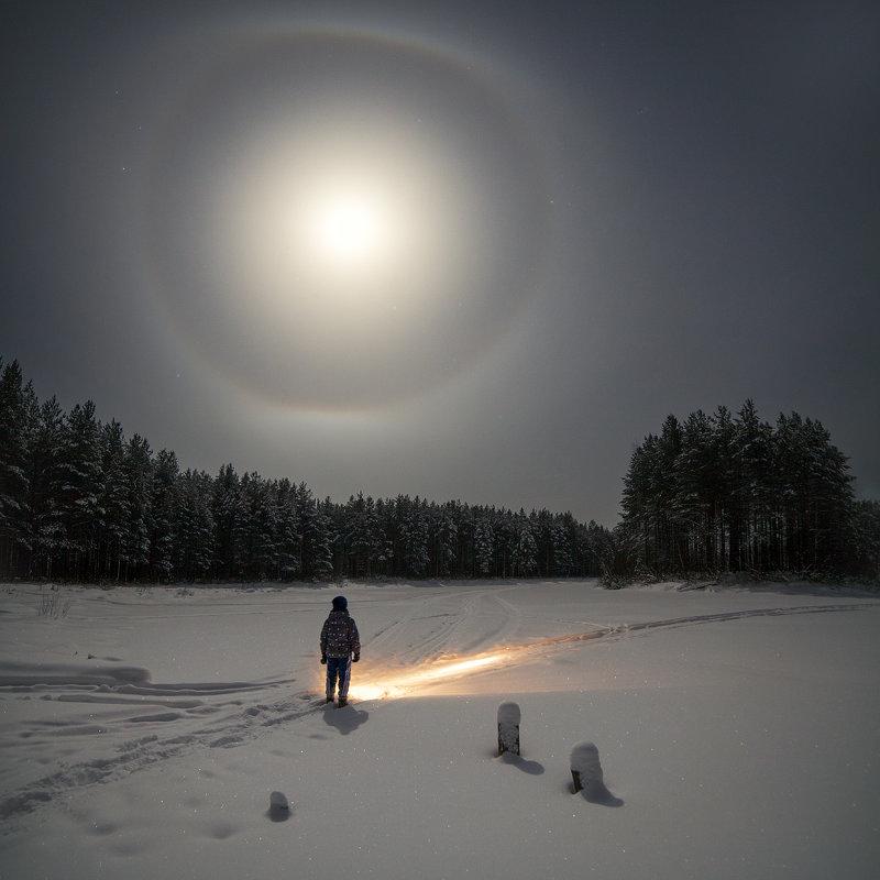 Про луну - Виталий Истомин
