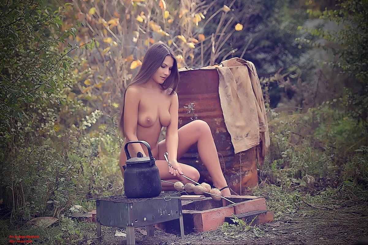 Пикник на даче) - Татьяна Просина