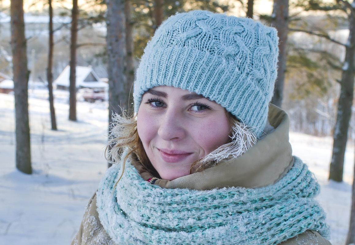 Школьники на лыжне 2 - Валерий Талашов