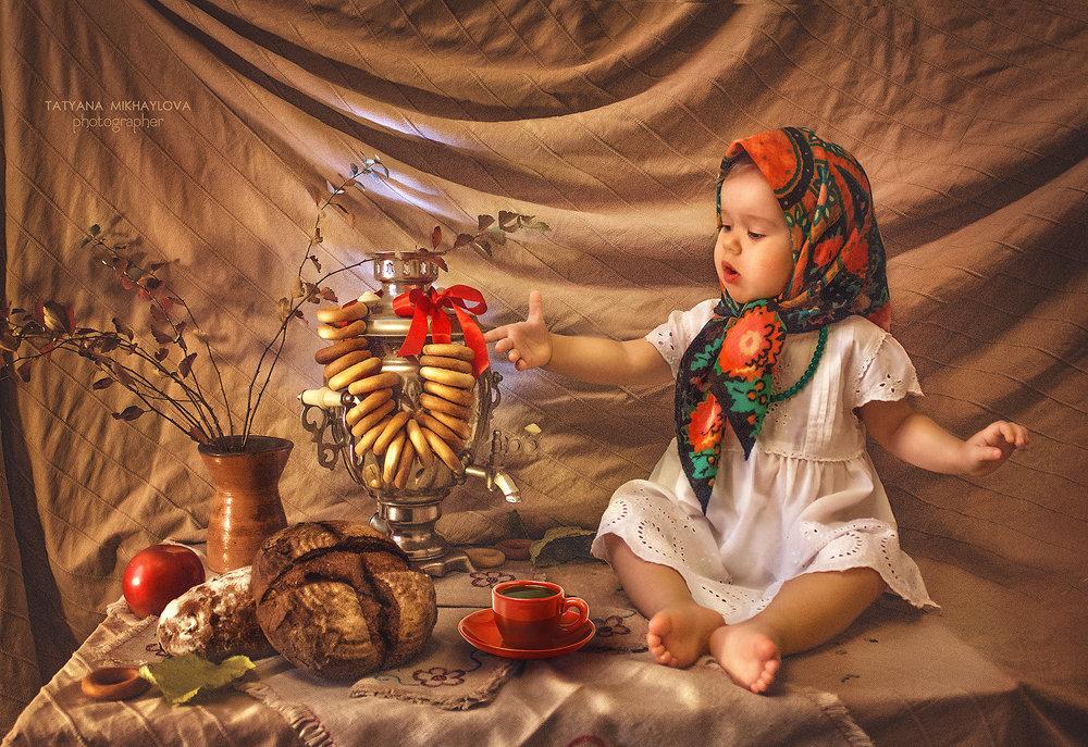 Русский стиль - Татьяна Михайлова