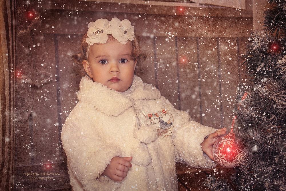 Зимняя сказка - Татьяна Михайлова