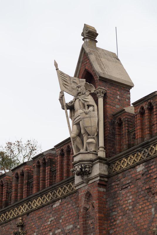 Рыцарь над вратами - Светлана