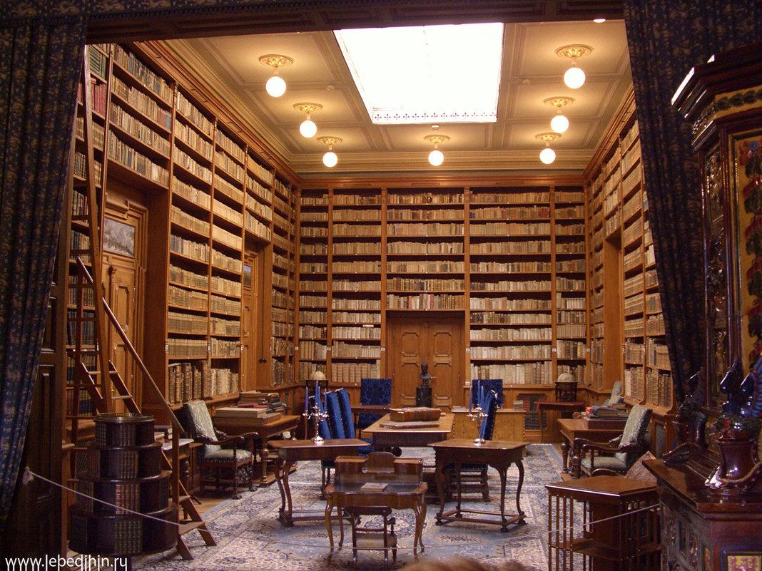Библиотека в замке - Дмитрий Лебедихин