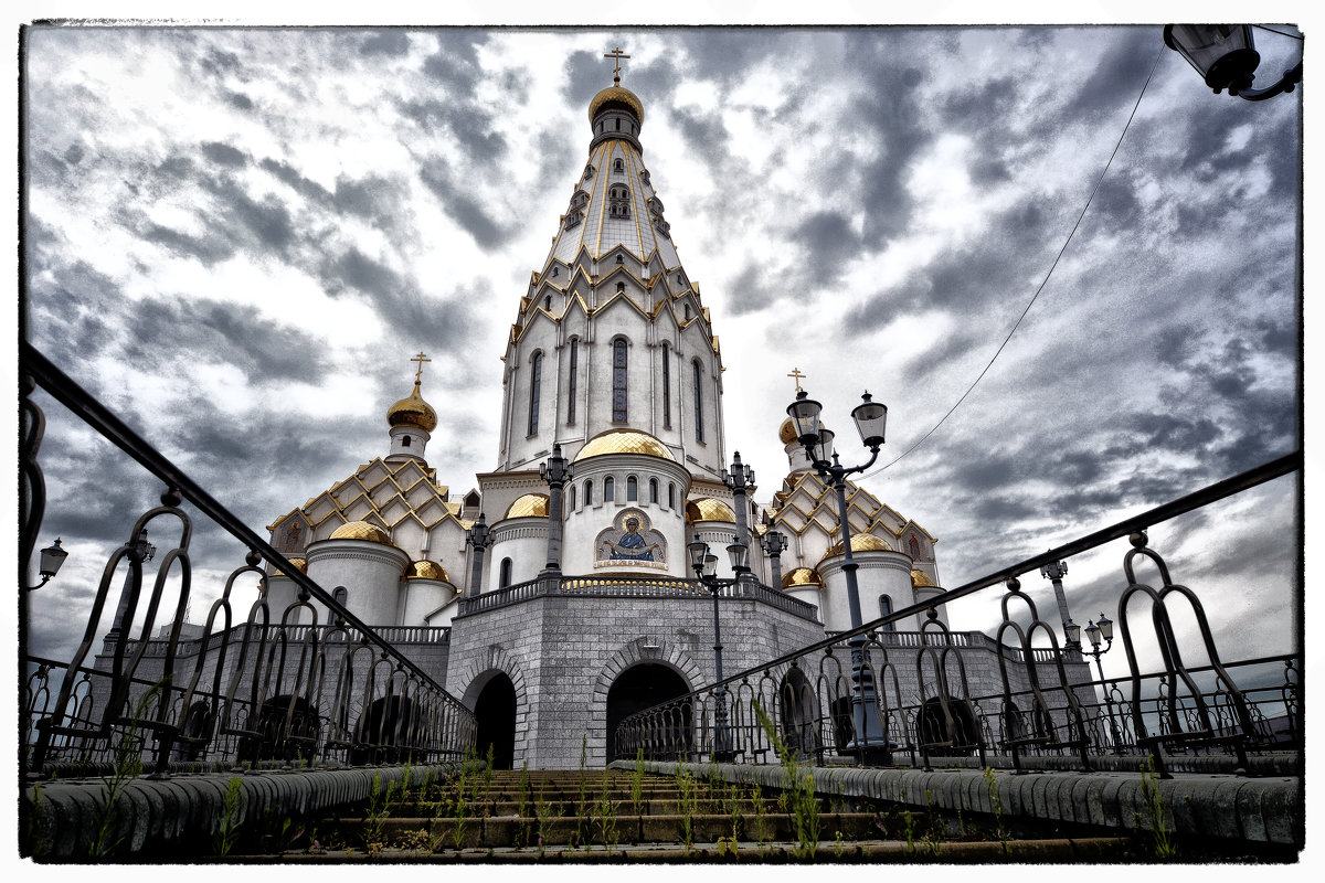 Храм - Виктор Журбенков
