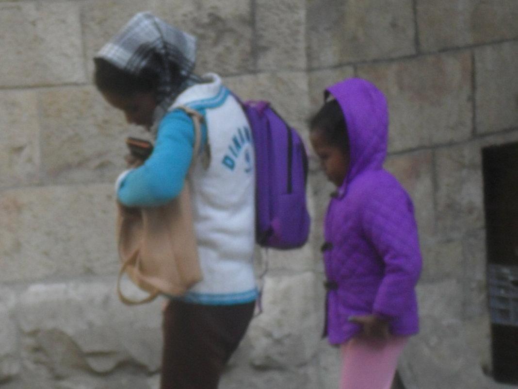 Люди в Иерусалиме - Надежда