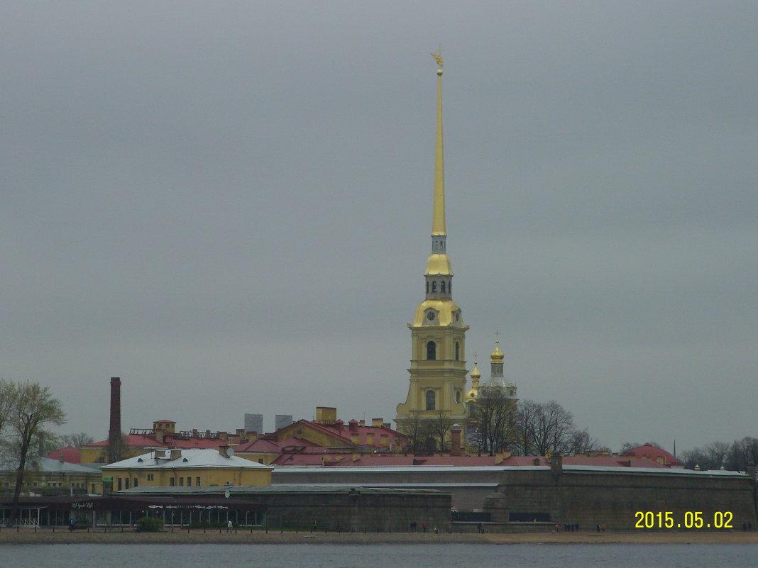Петропавловская крепость - Виктор Мухин