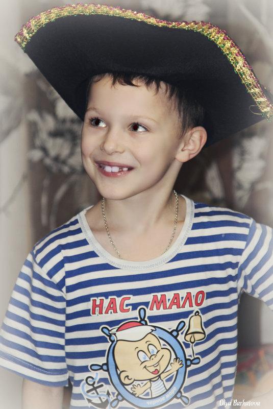 Даня в свой день рождения))) - Ольга Бархатова