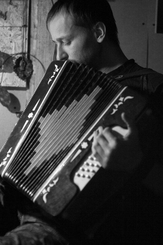 Гармонист - Витя Ярмолинский