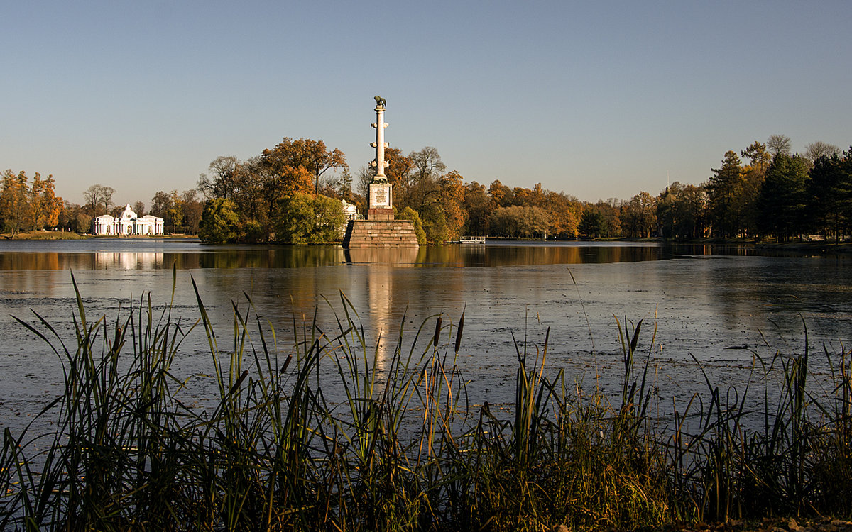 Чесменская колонна - Valerii Ivanov
