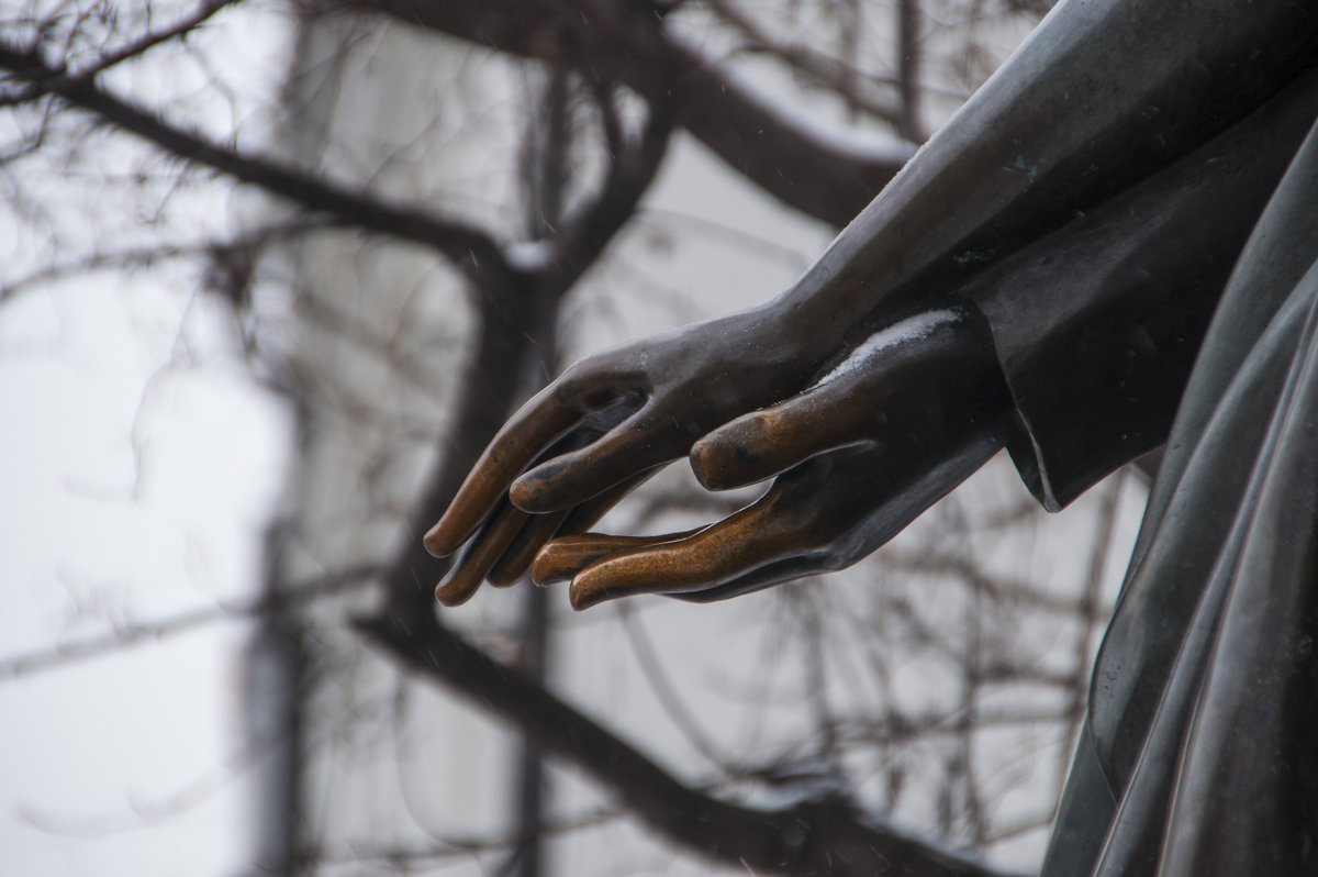 Руки - marmorozov Морозова