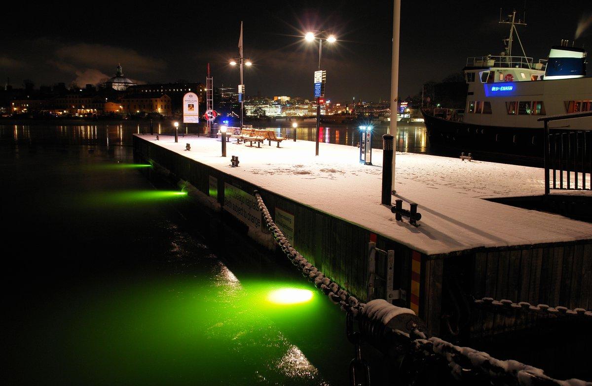 Новогодняя ночь в Стокгольме - Виктор | Индеец Острие Бревна