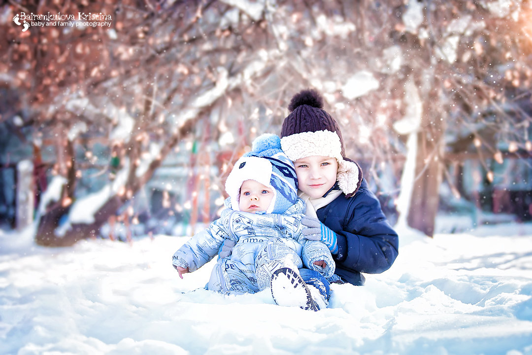 Снеговички - Криcтина Байрамкулова