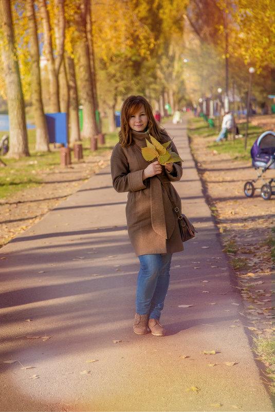 я - Таня Харитонова