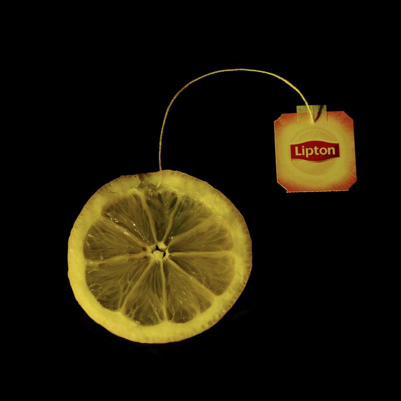Лимонный чай - Иван Лазаренко