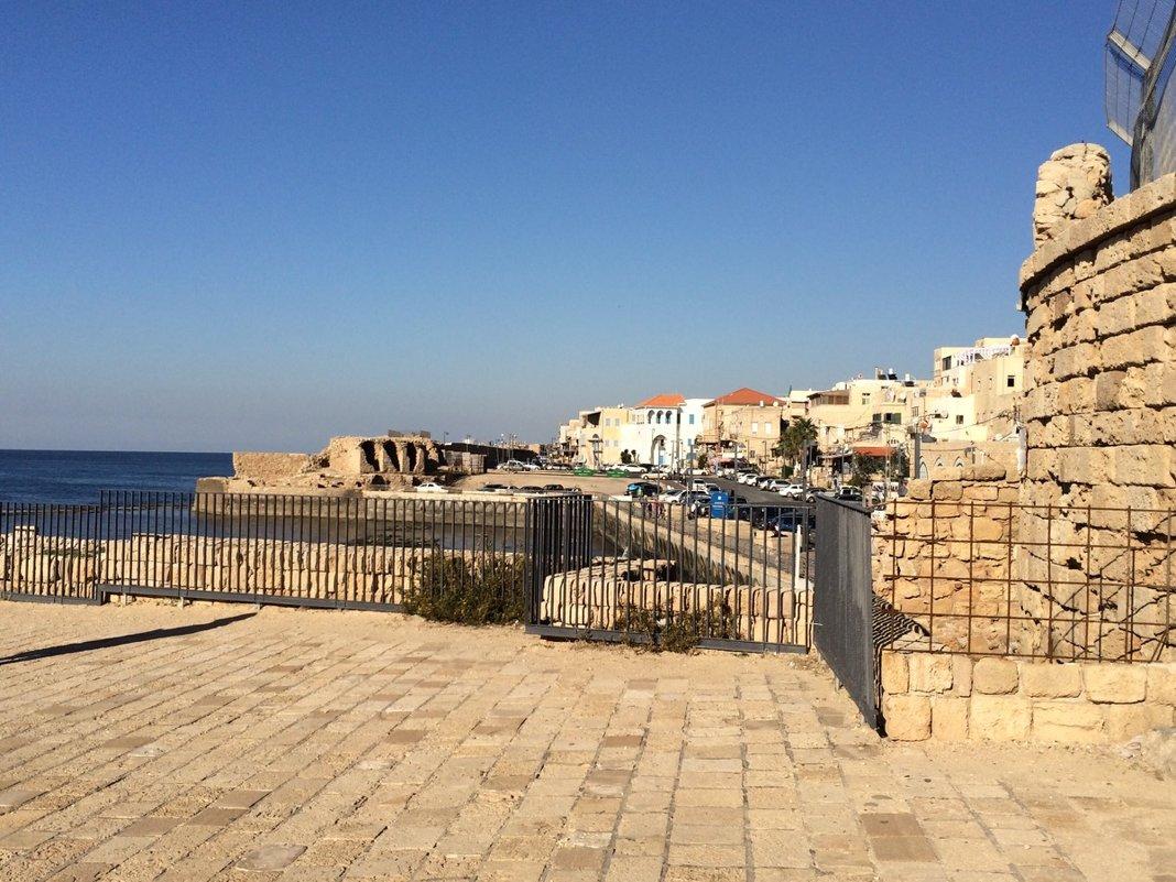 г Акко в Израиле - Надежда