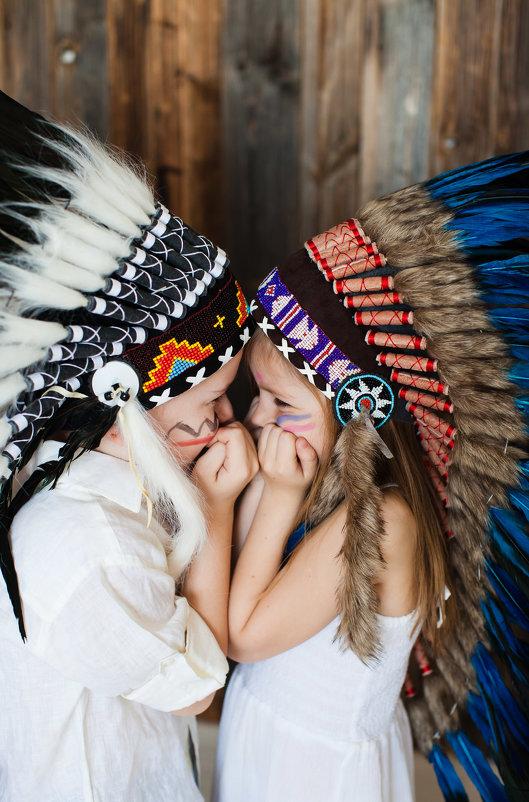 Индейцы) - Юлия Герман