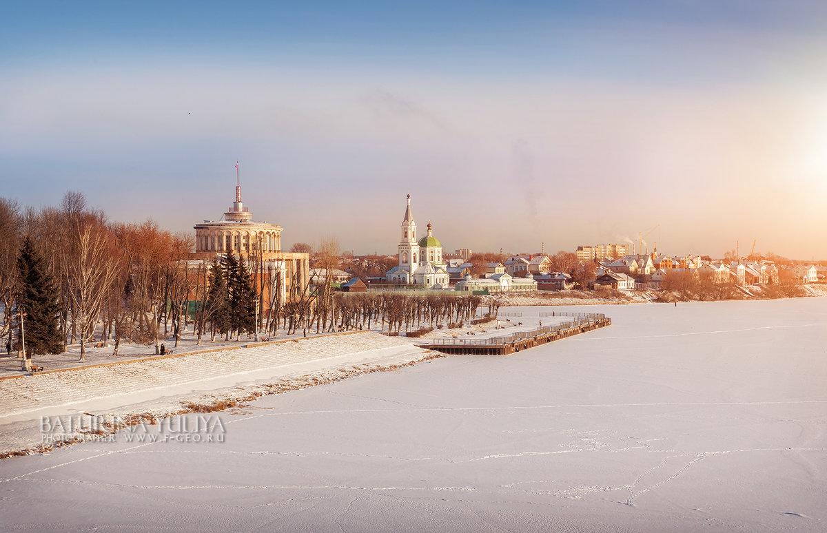 Город в зимних оковах - Юлия Батурина