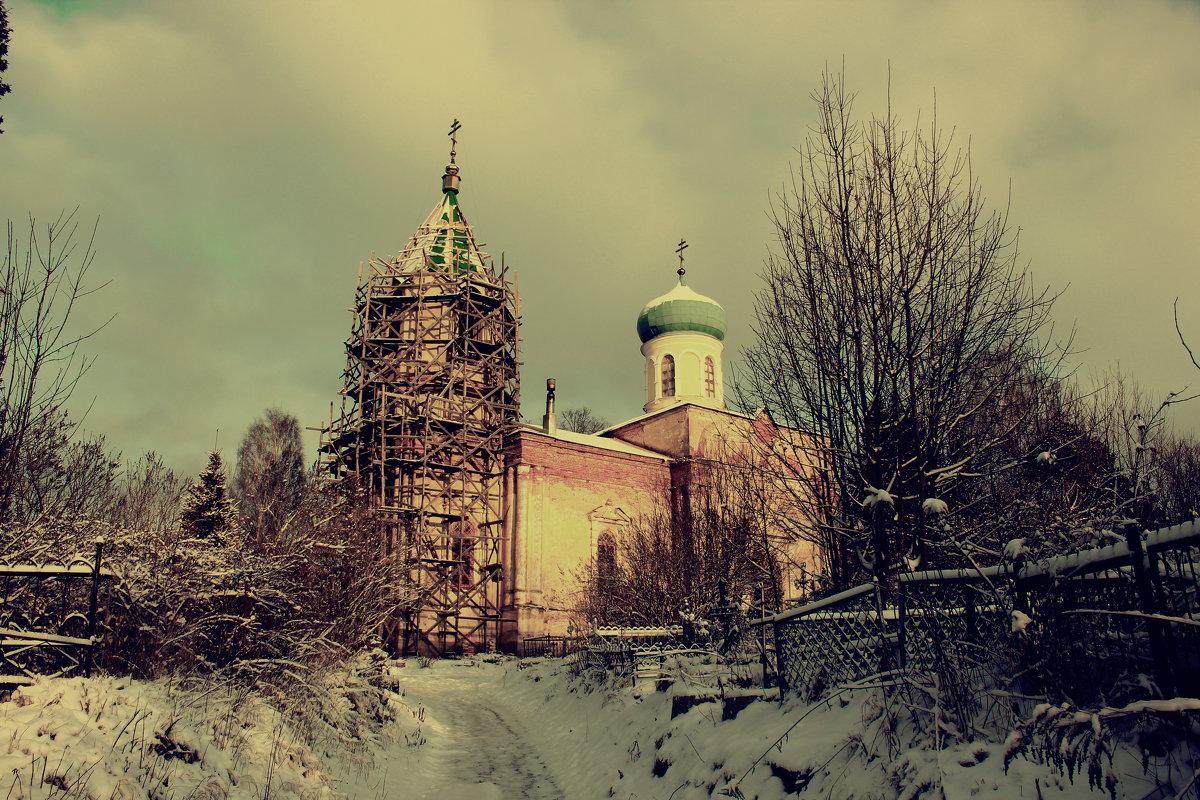 Храм Святого Праведного Иова Многострадального - Сергей Кочнев