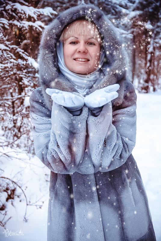 СНежность... - Эржена Жамбалова