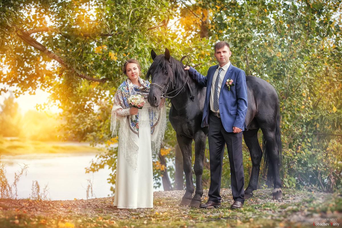 Свадьба Новокузнецк - Юрий Лобачев