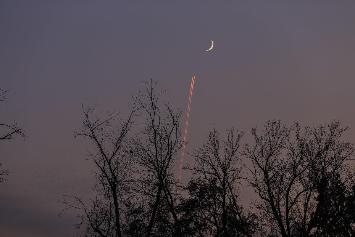 Полет на Луну - Марат Макс
