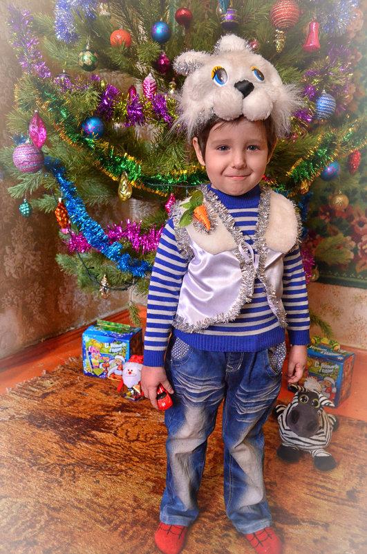 Весёлый зайчик - Marina Timoveewa