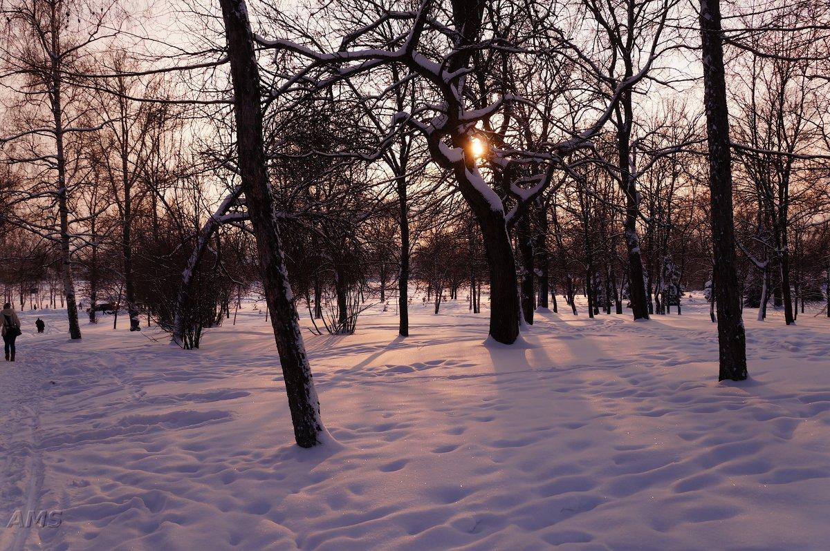 Зима - kolyeretka