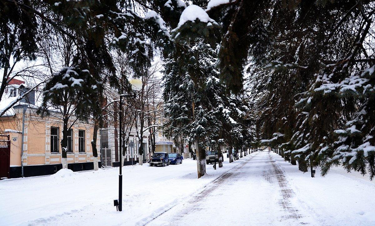Шахты зимой - Владимир Болдырев