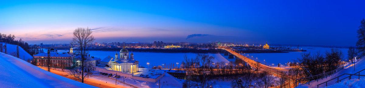 Нижний Новгород - Максим Баранцев