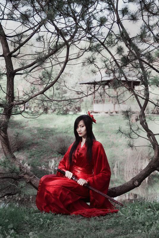 The Flower of Japan - Мария Грачева