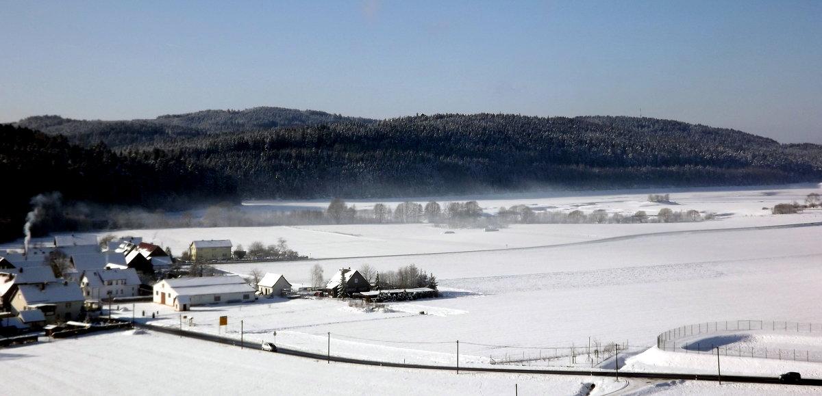 Альпийская Зима - Эдвард Фогель