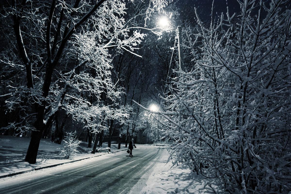 Зимний вечер - Boris Belocerkovskij