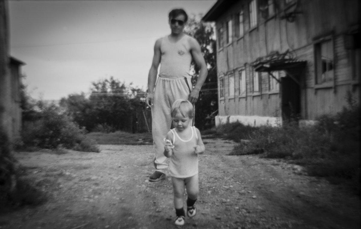 Когда деревья были большими - Владимир Шустов