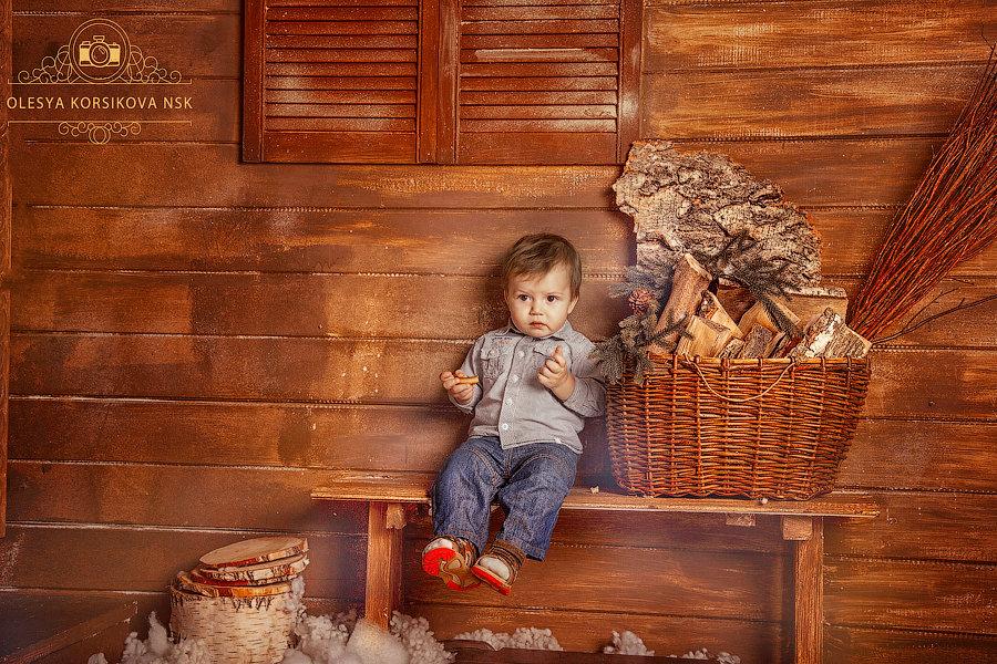 Детство) - Олеся Корсикова