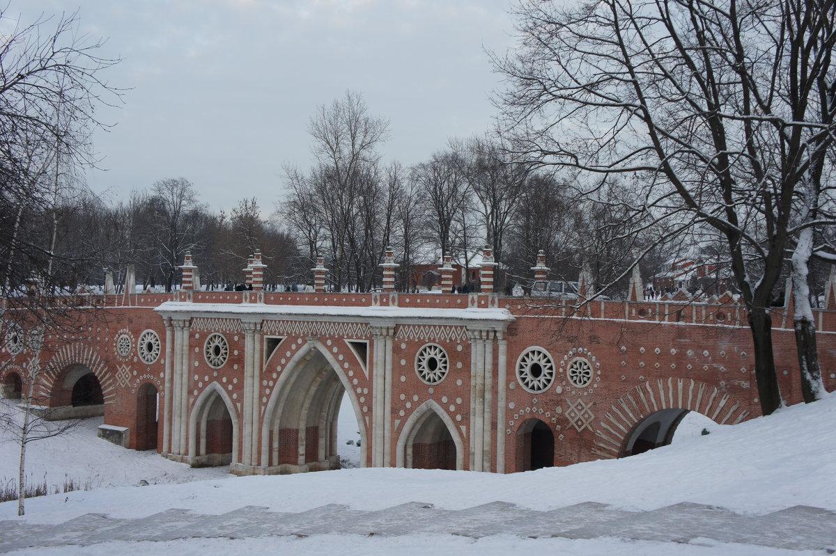 Большой мост - Елена Павлова (Смолова)