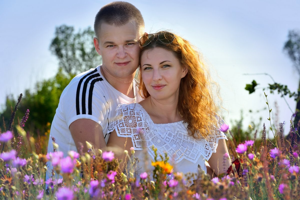 Евгений и Мария. - Раскосов Николай